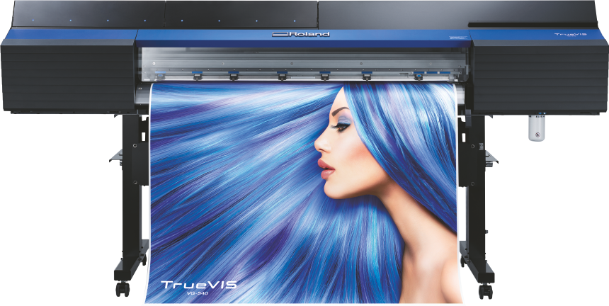 TrueVIS printer