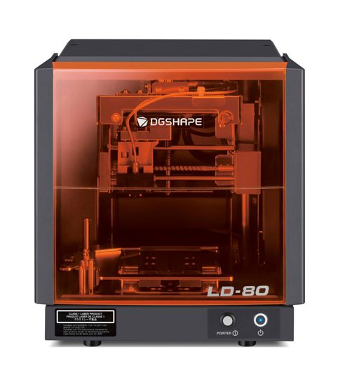 DGSHAPE LD-80 Laser Decorator by Roland