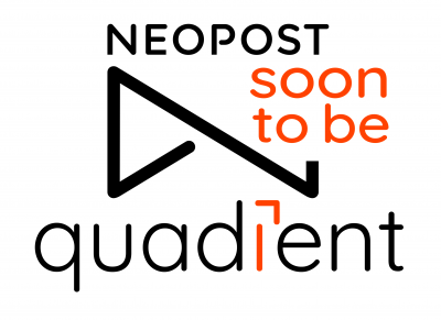neopost, soon to be quadient